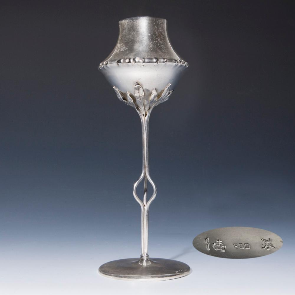 Jugendstil-Vase.
