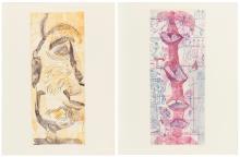 3 surrealistische Werke