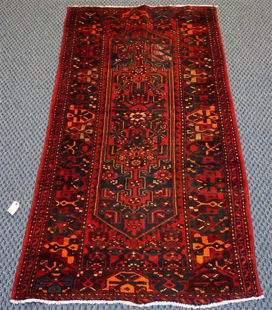 Northwest Persian Rug, 7 ft x 3 ft 5 in