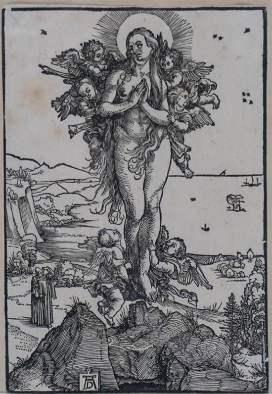 Albrecht Dürer (German 1471-1528), Mary Magdalene