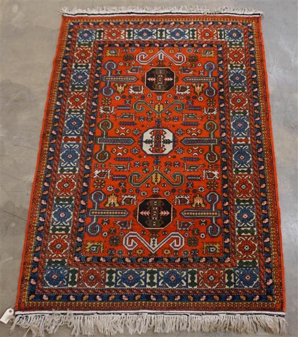 Shiraz Rug, 6 ft 6 in x 4 ft 3 in