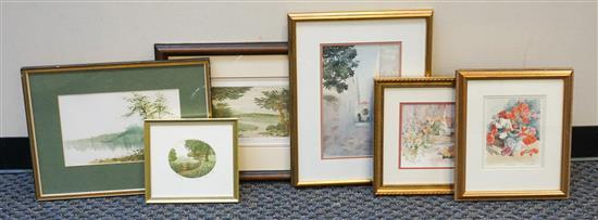Collection of Assorted Works of Art