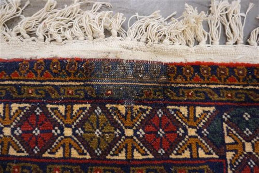 Afghan War Rug, 6 ft 6 in x 3 ft 7 in