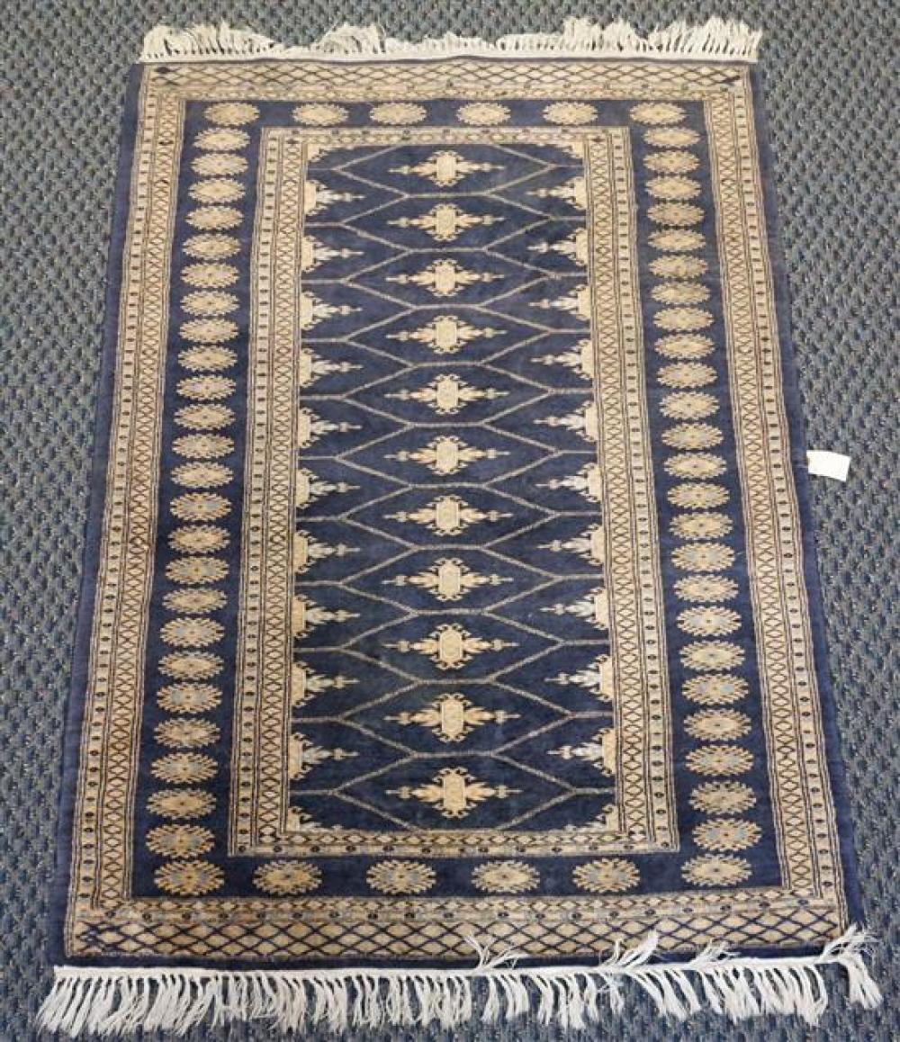 Pakistan Bokhara Rug, 4 ft 11 in x 3 ft 3 in