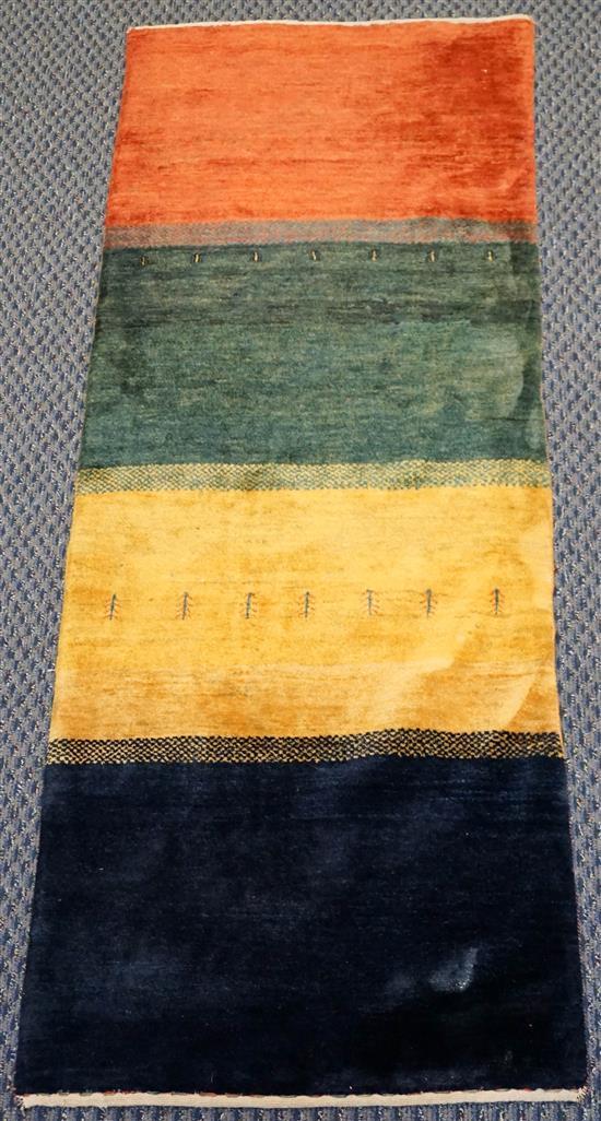 Tibetan Runner, 6 ft 11 in x 2 ft 6 in