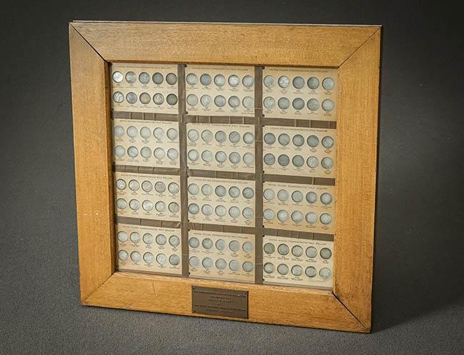 U.S. Commemorative Silver Half-Dollar Collection
