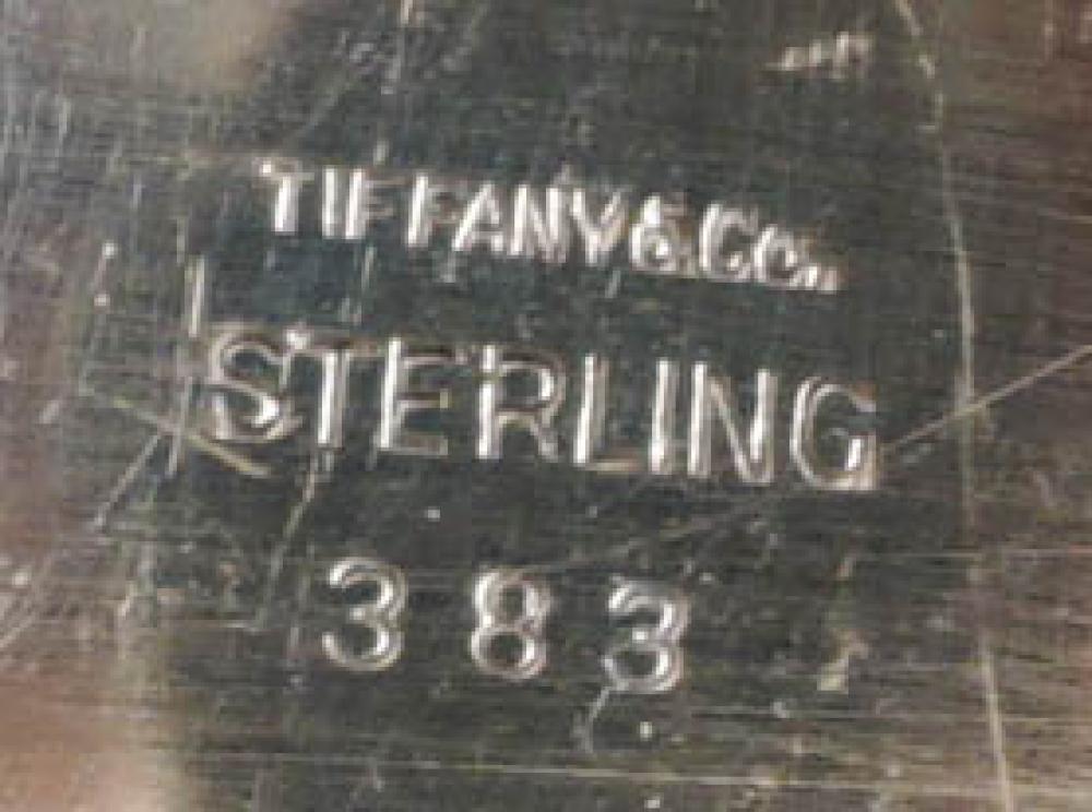 Four Tiffany & Co Sterling Silver Diminutive Porringers, 5 oz