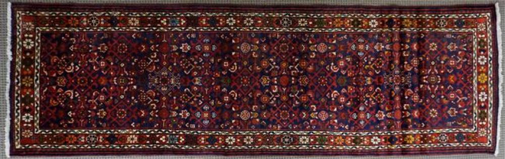 Hamadan Runner, 3 ft 4 in x 10 ft 4 in