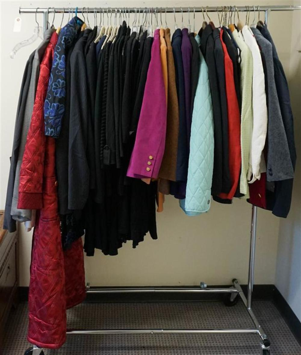 Collection of Ladies Clothing