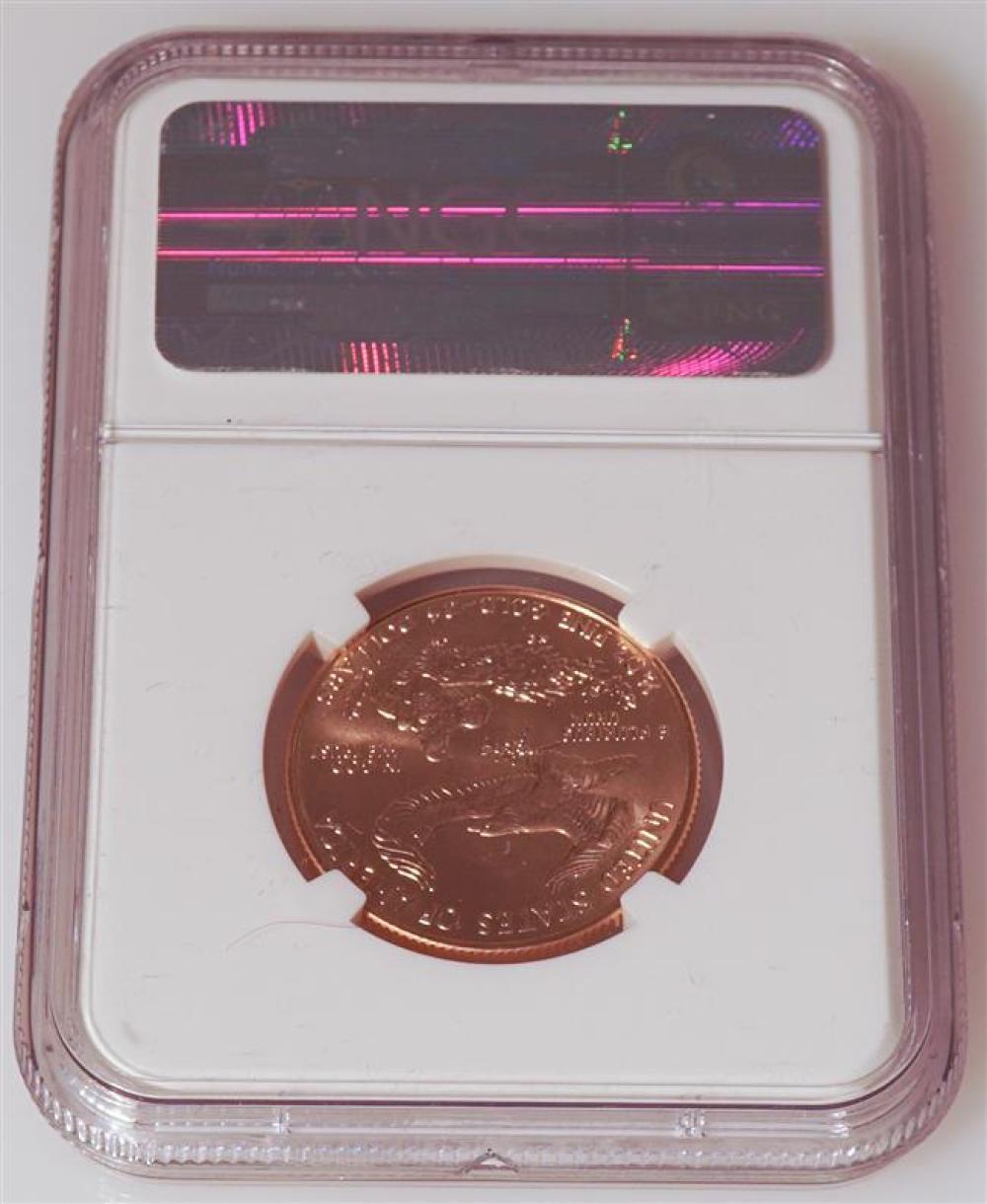 U.S. 1999 American Eagle Twenty-Five Dollar Gold Coin