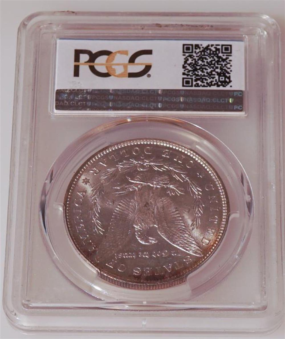 U.S 1887-O Morgan Silver Dollar