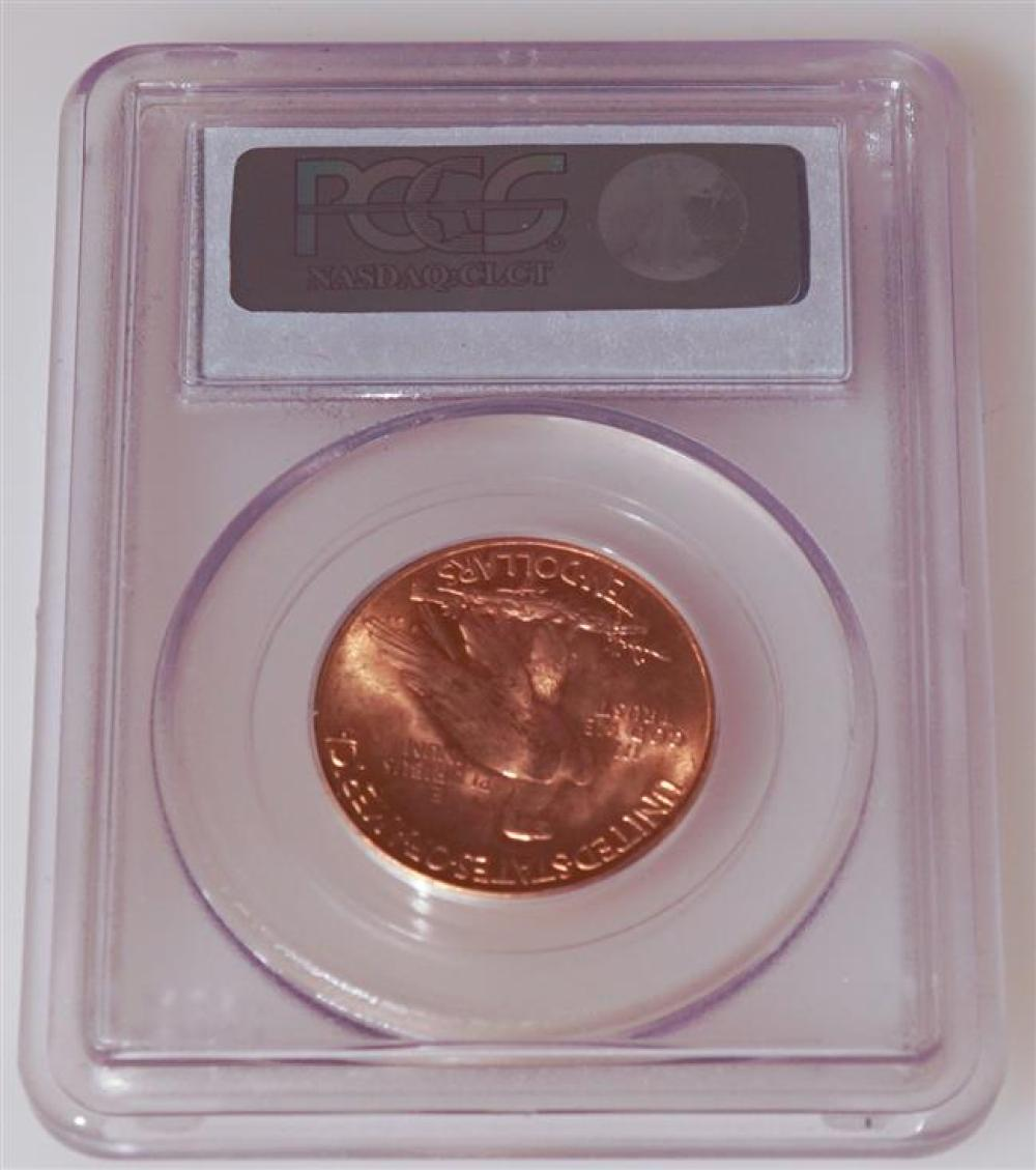 U.S. 1932 Indian Head Ten-Dollar Gold Coin
