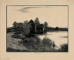 Charles William Taylor (British 1878-1960),