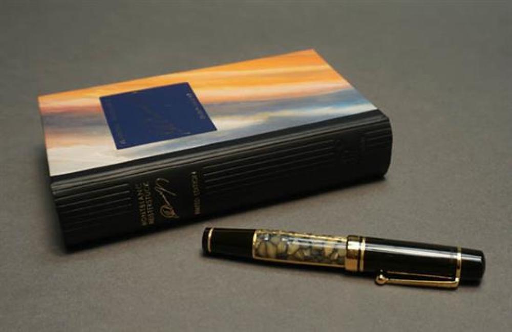 Montblanc Meisterstück 'Alexandre Dumas' Fountain Pen