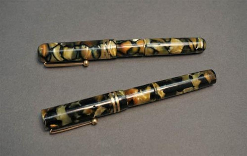 Two LeBoeuf Fountain Pens