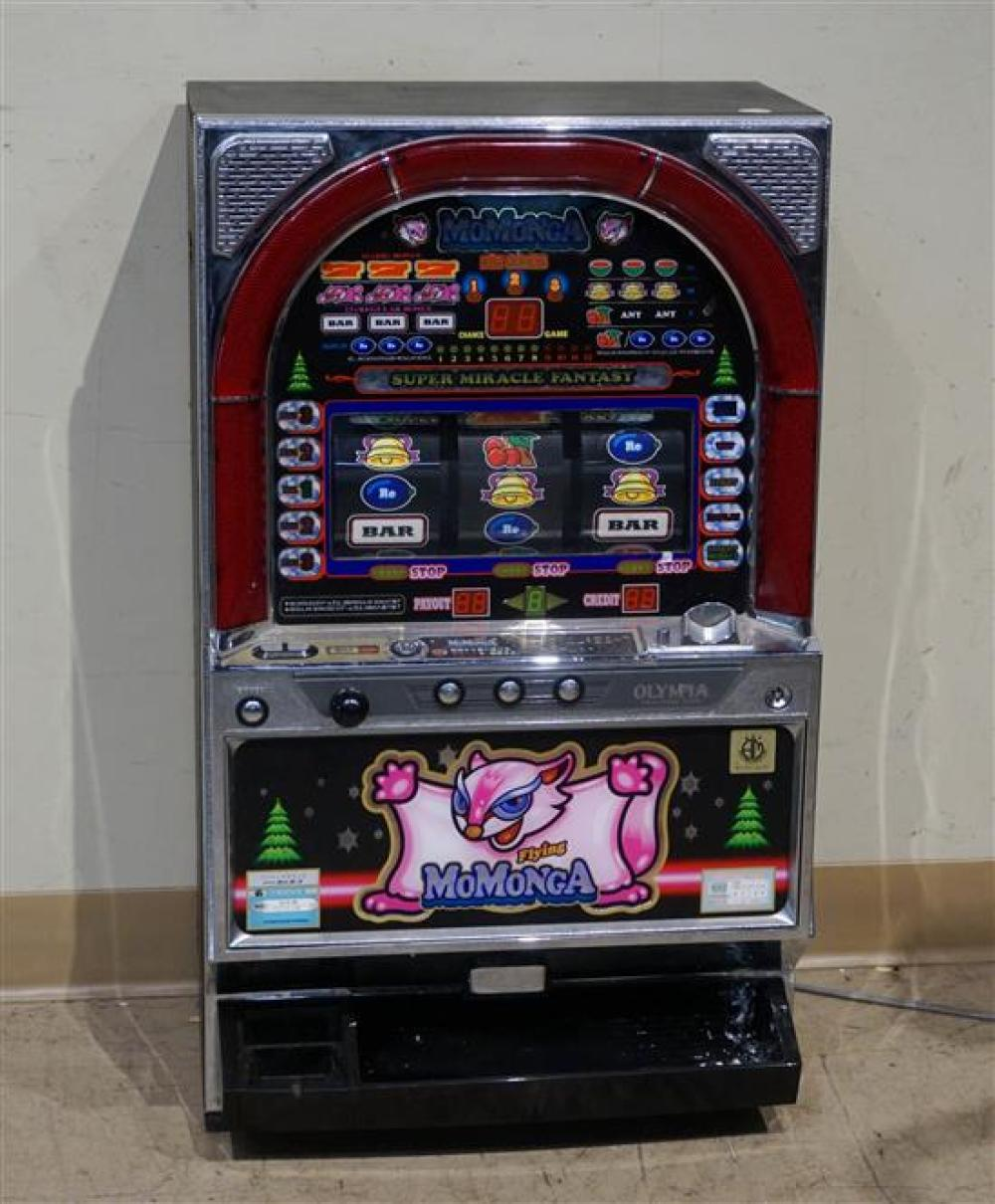 Olympia Slot Machines For Sale