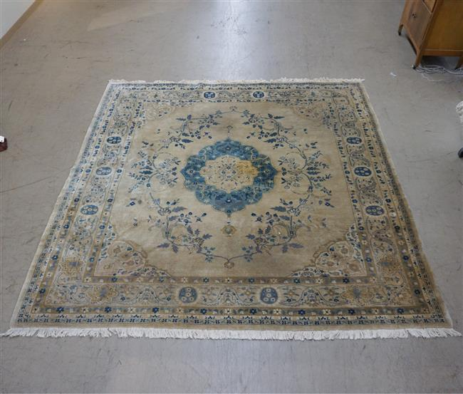 Indo-Chinese Rug, 10 FT 4 IN x 9 FT 3 IN