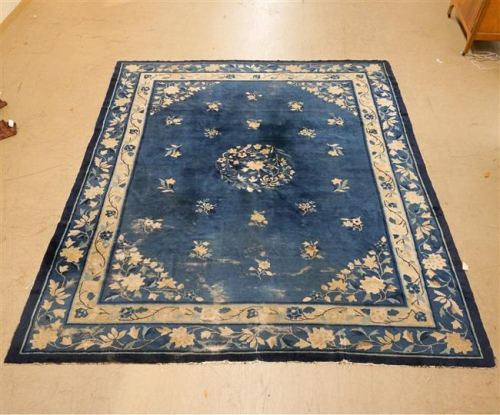 Chinese Nichols Rug, 11 FT 8 IN x 9 FT