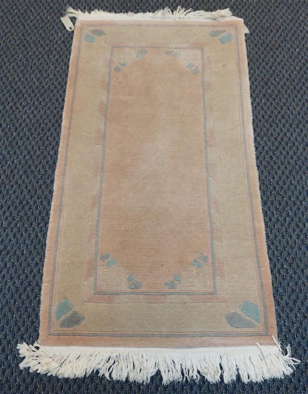 Tibetan Rug, 4 FT 7 IN x 2 FT 4 IN