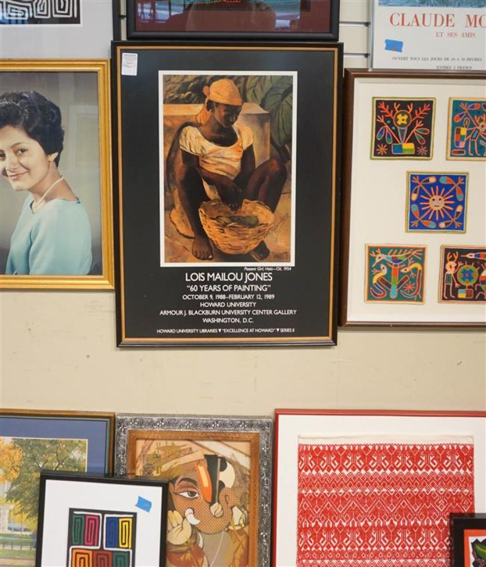 Collection with Twelve Assorted Works of Art