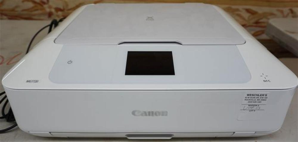 Canon Pixma MG7700 Photocopier