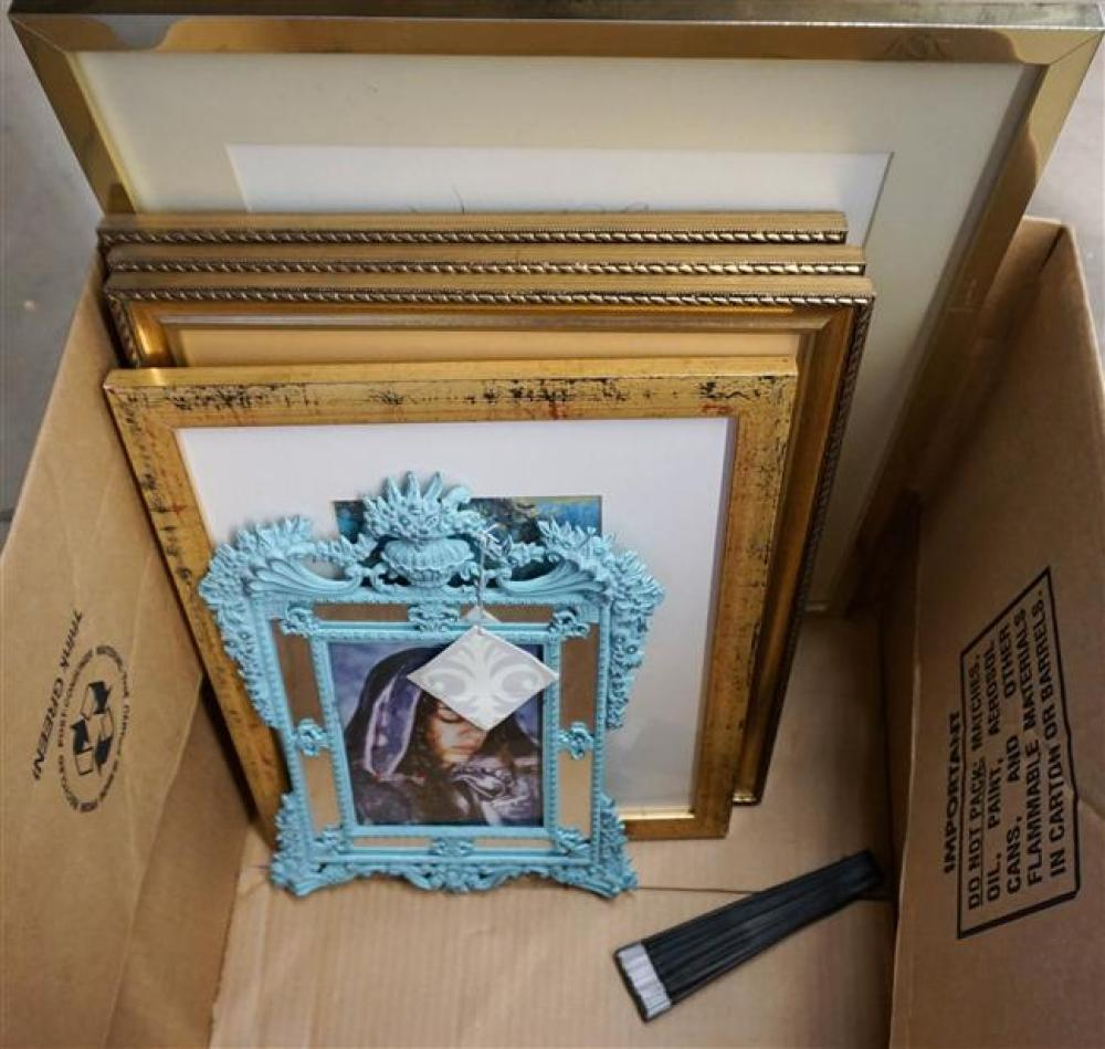 Collection with Six Assorted Works of Art
