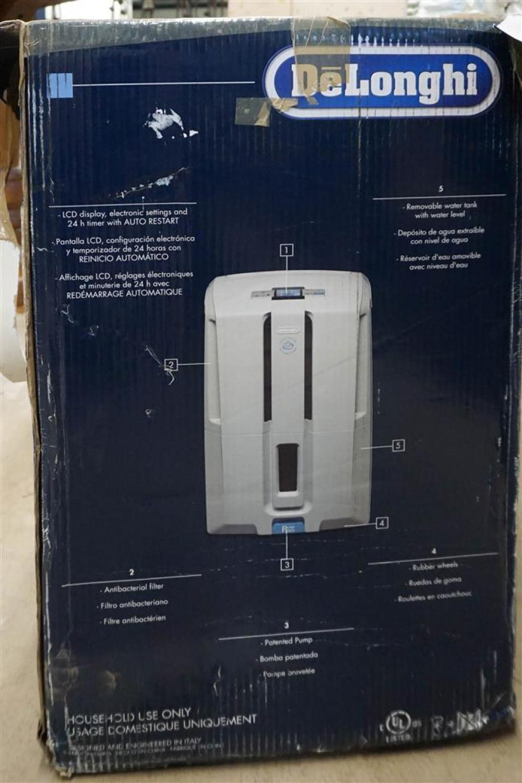 DeLonghi 70 Pint Dehumidifier