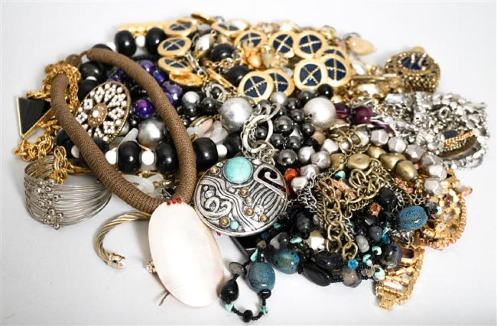 Collection with Vintage, Fashion and Other Costume Jewelry