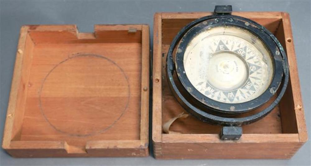 E.S. Ritchie & Sons Negus Nautical Compass