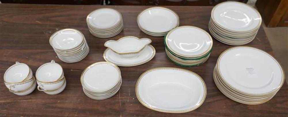Haviland for Limoges Fifty Six Piece Porcelain Dinner Service