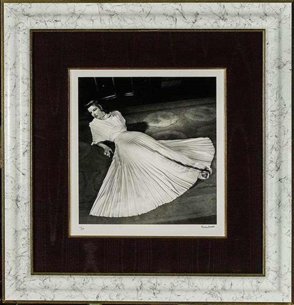Albert Eisenstadt (American 1898-1995), Katharine Hepburn, 1938, Gelatin Silver Print, 11-1/2 x 10-1/2 in