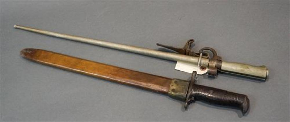 Two Bayonettes