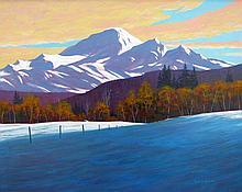 Chris MacClure Mount Baker