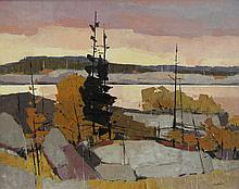 Donald Smith Sunset, Northern Ontario