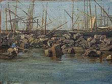 E. Holst Fishing