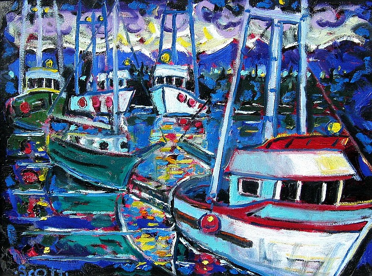 Brian Scott Fish Boats