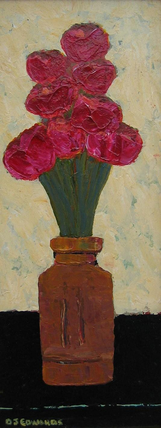David Edwards Fresh Cut Tulips