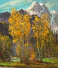Messner Kinbasket Lake at Golden, B.C., Rudolph Anton Messner, Click for value