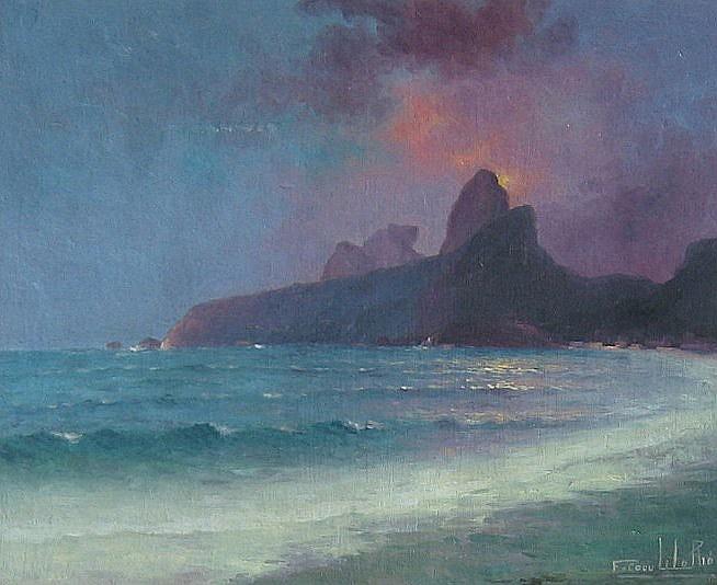Francisco Coculilo Rio de Janiero