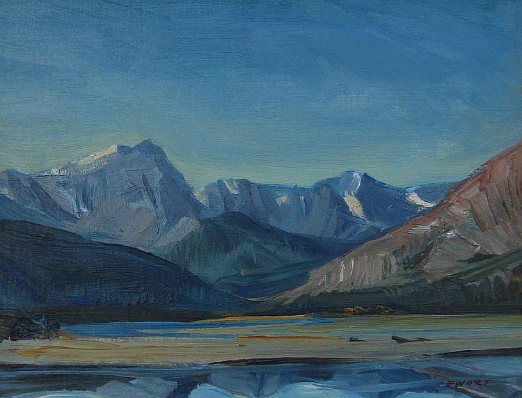 Peter Ewart Mountain Landscape