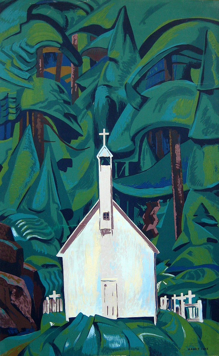 Emily Carr Indian Church