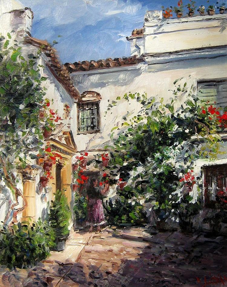 Daniel Izzard Cordoba Corner, Cordoba, Spain
