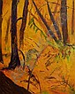 Holl Hunt Sun Filled Wood, Pamela Holl Hunt, Click for value
