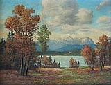 Fall Lake Vista