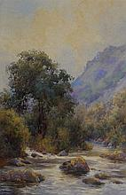Charles MacDonald Manly Mountain Stream