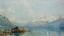Charles Jones Way Still Waters, Swiss Lake