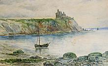 James Christison Tantallon Castle, Scotland
