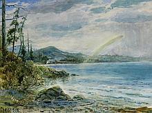 James Christison The Rainbow, Shawnigan Lake, B.C.