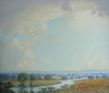 Harold Cox The Thames above Oxford