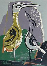Ethel Magafan Two Birds